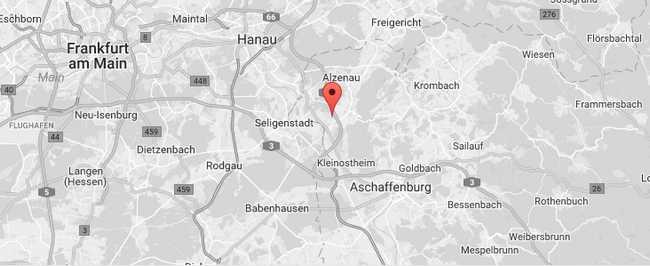 So finden Sie die Lagerflächen ab 1 m² in Karlstein zwischen Alzenau und Aschaffenburg