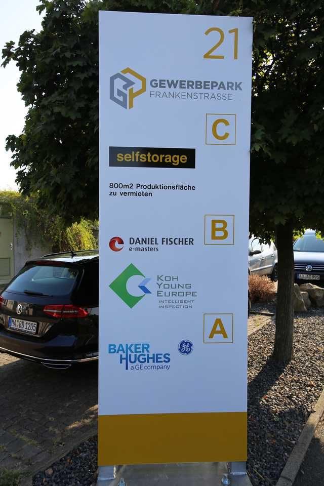 Lager im Raum Aschaffenburg